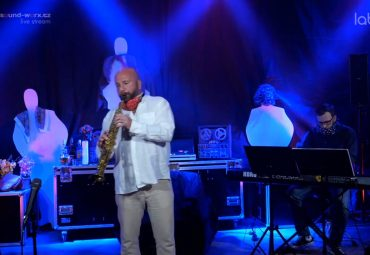 Forever In Love – Kenny G – Palo Hoďa – saxophonist – Live stream concert 17.4.2020
