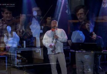Jdi za štestím – Karel Gott – Palo Hoďa – saxophonist – Live stream concert 17.4.2020