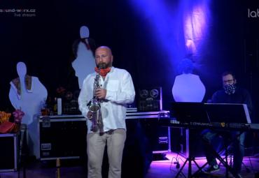 What a Wonderful World – Louis Armstrong – Palo Hoďa – saxophonist – Live stream concert 17.4.2020